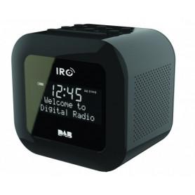 IRC Clock-radio SANDMAN - DAB+/FM - Mono - Sort