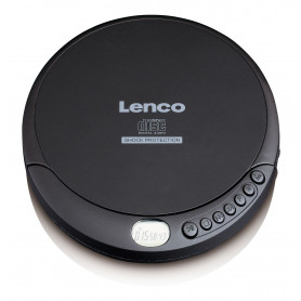 Lenco CD-200 - Diskman med MP3
