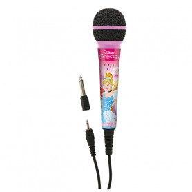 Lexibook Mikrofon - Disney Prinsesser