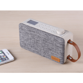 Scansonic PA6000 - FM/DAB+ Radio m. Bluetooth