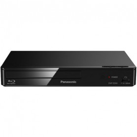 Panasonic DMP-BD84EG-K Blu-Ray afspiller - Sort
