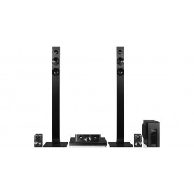 Panasonic SC-BTT465 5.1 Kanals Hjemme Biograf System - Bluetooth - Wifi