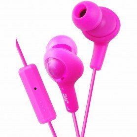 JVC HA-FR6 GUMY PLUS - In-Ear høretelefoner - Pink