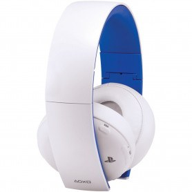 Sony PlayStation Wireless Stereo Headset 2.0 - Hvid