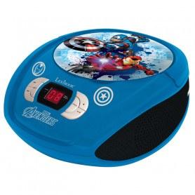Lexibook Boombox - CD-Afspiller - Avengers