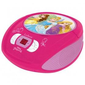 Lexibook Boombox - CD-Afspiller - Disney Prinsesser