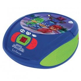 Lexibook Boombox - CD-Afspiller - PJ Masks
