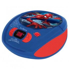 Lexibook Boombox - CD-Afspiller - Spider-Man