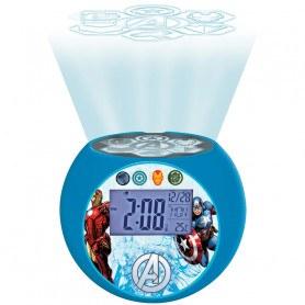 Lexibook Clockradio - Vækkeur Med Projektor - Avengers