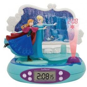 Lexibook Clockradio - Vækkeur Med Lys - Disney Frozen