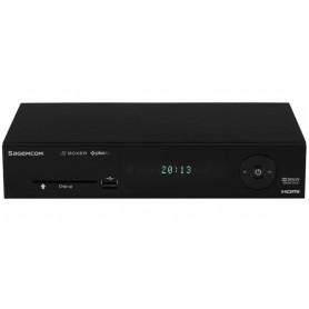 Sagemcom RTi95-500 DVB-T/T2 til boxer - PVR - 500 GB harddisk