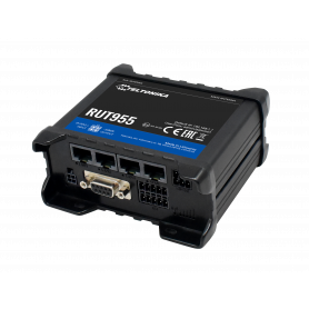 Teltonika RUT955 - 4G router til mobilt internet
