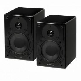 Scansonic S5BTL Aktive Højtalere m. Bluetooth - Sort