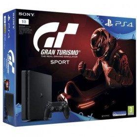Sony Playstation 4 Slim - 1TB - Gran Turismo Sport