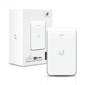 Ubiquiti Unifi UAP-AC-IW In-Wall - Trådløs forbindelse - 802.11b/g/n - 2.4 GHz - til væg montering