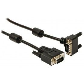 VGA vinklet kabel