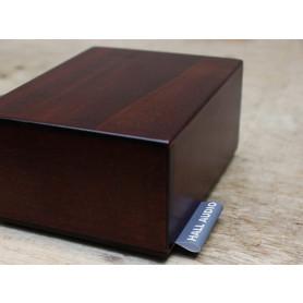 Hall Audio Simplifier S Trådløs Forstærker - Mørkt træ